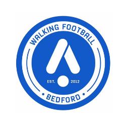 bedford Walking Football club logo