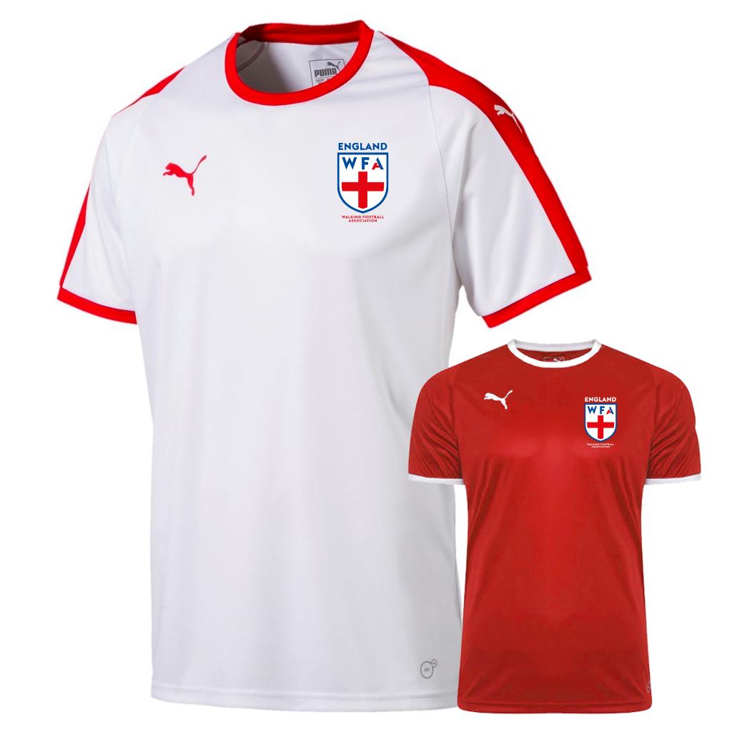 england Walking Football