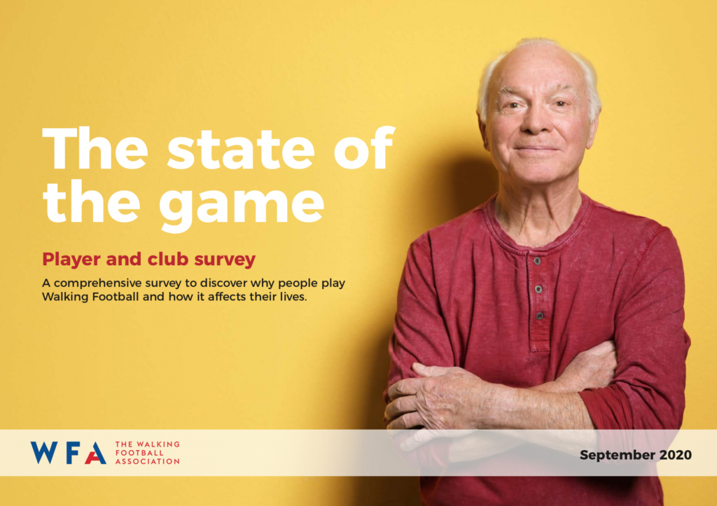 Walking Football survey