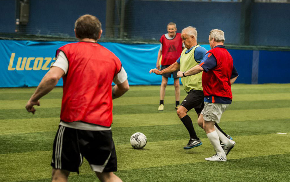Walking Football and lockdown