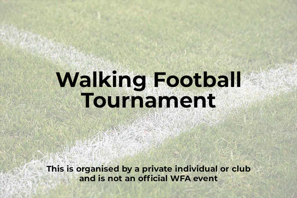Walking Football event